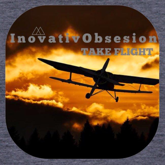 """InovativObsesion """"TAKE FLIGHT"""" apparel"""
