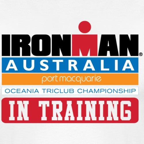 IRONMAN Australia - Baseball T-Shirt