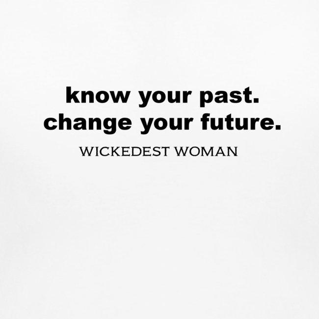 Wickedest Woman Tank Tops