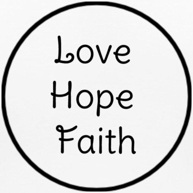 Love Hope Faith