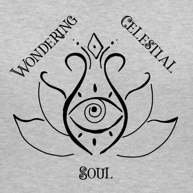 Dark Wondering Celestial Soul Logo
