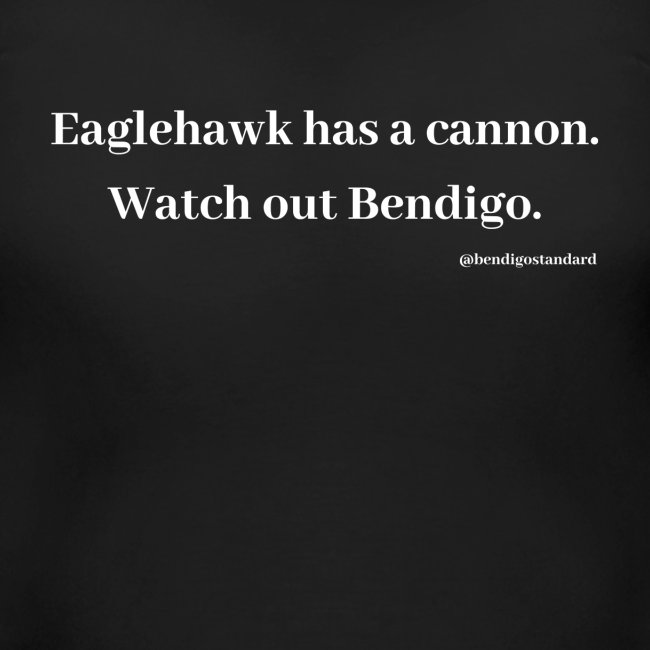 Eaglehawk cannon