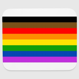 More Color More Pride Flag - Mouse pad Horizontal