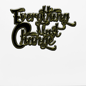 EVERYTHING MUST CHANGE 03 - Mouse pad Horizontal