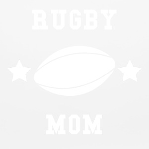 Rugby Mom - Mouse pad Horizontal