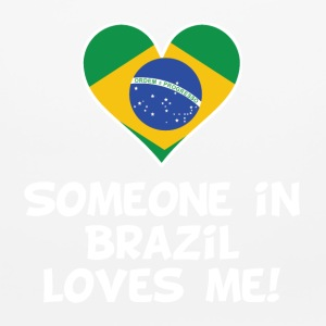 Someone In Brazil Loves Me - Mouse pad Horizontal
