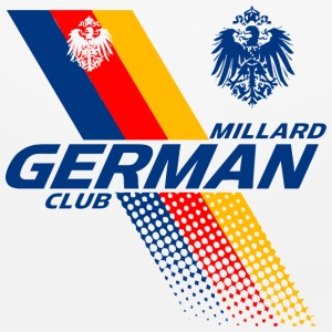 Millard German Club - Mouse pad Horizontal