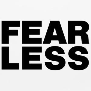 FEARLESS - Mouse pad Horizontal
