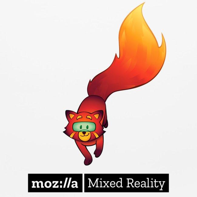 Foxr Walking (black MR logo)