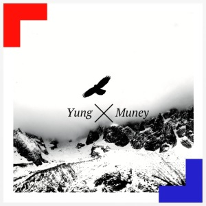 Yung Muney Official Artwork Logo - Mouse pad Horizontal