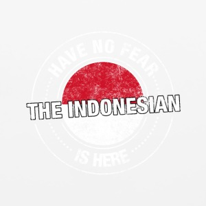 Have No Fear The Indonesian Is Here - Mouse pad Horizontal