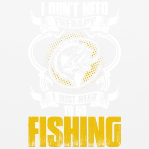 I Just Need To Go Fishing T Shirt - Mouse pad Horizontal