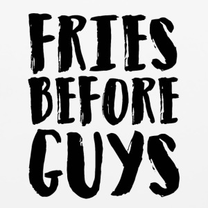 Fries before guys Artboard 1 - Mouse pad Horizontal