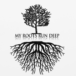 Deeply_Rooted_2017 - Mouse pad Horizontal