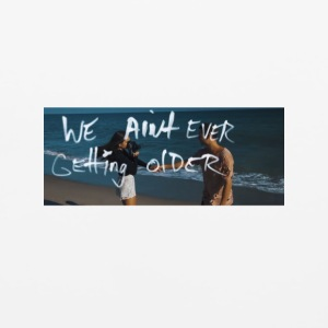 The Chainsmokers Closer Lyrics 4 - Mouse pad Horizontal