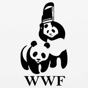WWF parody fighter - Mouse pad Horizontal