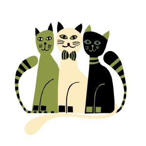 Cozy Cats by Anita Bijsterbosch