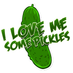 I Love Me Some Pickles