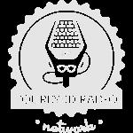 Four Eyed Radio Logo-Wht