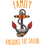 Family Anchors the Sailor