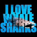 I Love Whale Sharks