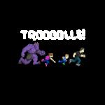 Troooolls_TShirt_EveryoneRunning.png