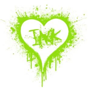 I Love Ink_green