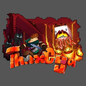 ThnxCya tshirt nether design by Jonas Nacef png