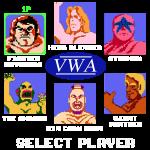 8-Bit Wrestling