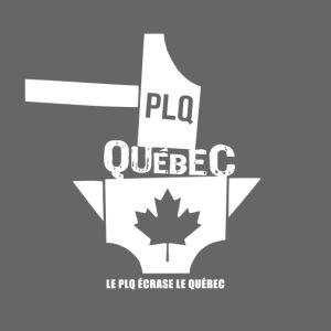 PLQ écrase le Québec