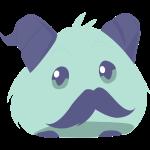 Moustache Poro