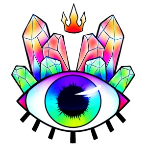 All seeing eye crystal 2 png