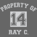 Property Of Ray C. 14