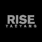 Rise - Bigbang Taeyang - Grey, Black halo