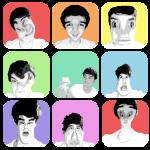 1D - Liam's Selfies