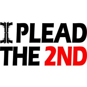 I Plead - Black FNT