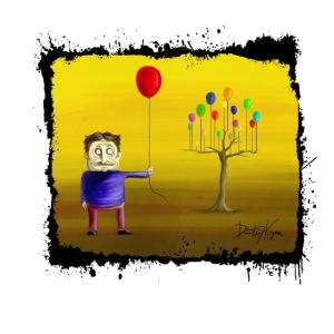 The Balloon Tree