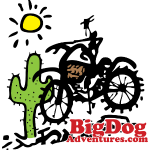 Big Dog Adventures Logo