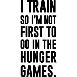 I Train Gym Motivation