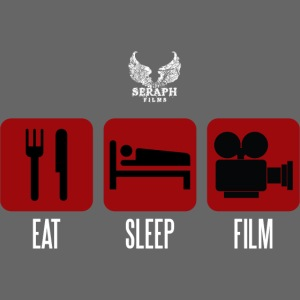 eat sleep film png