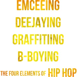 Four Elements of Hip Hop