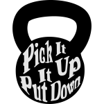 pick it up put it down workout inspiration