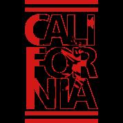 California Flag Bear