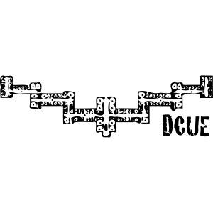 DCUE Kirk Logo