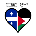 Québec Palestine فلسطين