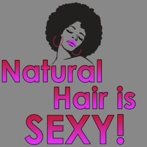 Natural Hair is Sexy