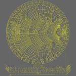 Smith Chart (yellow)