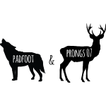 Padfoot&Prongs07 Black
