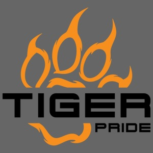Tiger Pride on Light