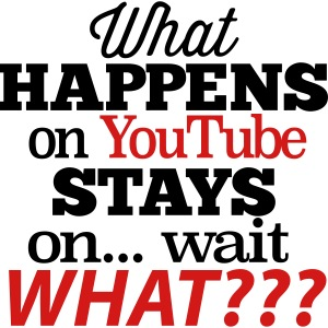 What Happens on YouTube